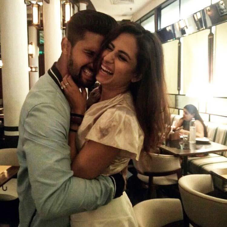 In Pics: Ravi Dubey And Sargun Mehta's Love Story