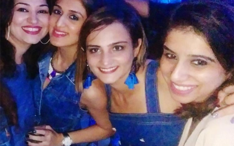 Shweta Rohira's pre-birthday celebration with friends