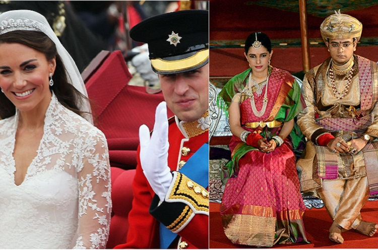 Indian Kings To British Royalty 5 Most Expensive Royal Weddings Ever