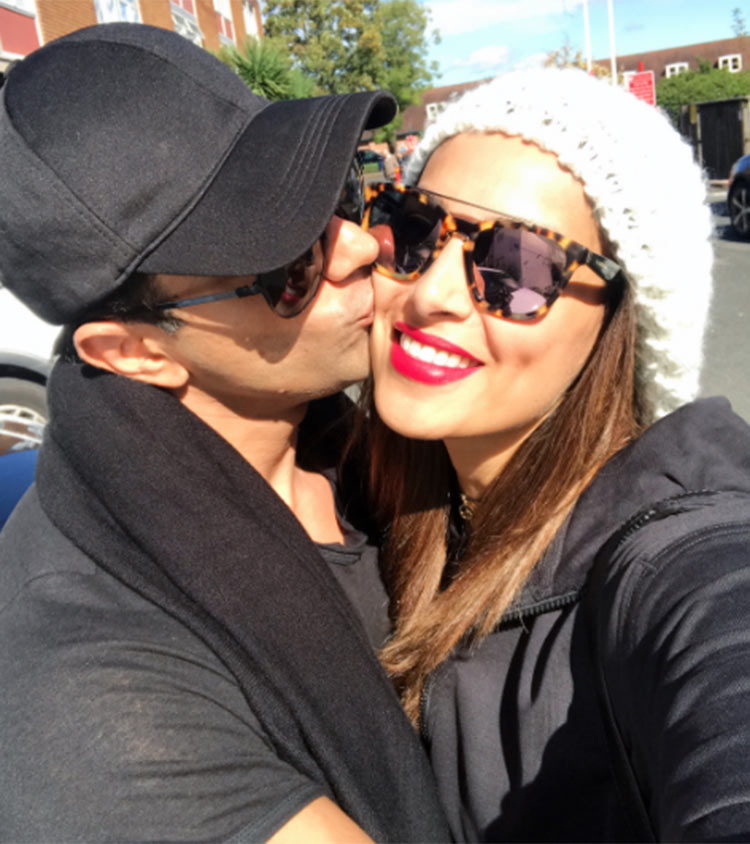 Karan Singh Grover showers Bipasha Basu with all the love