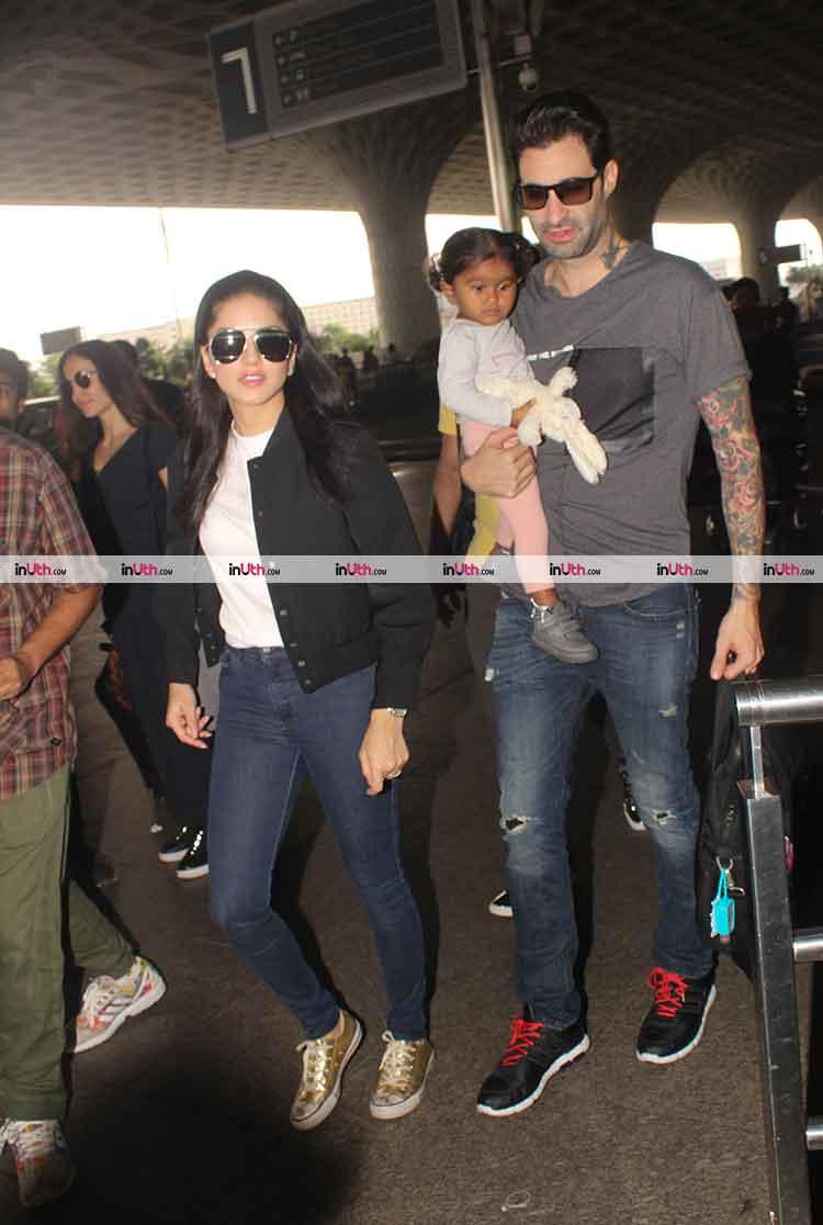 Sunny Leone's daughter Nisha is the epitome of cuteness