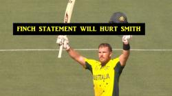 Hosts are clearly the superior team at the moment, says Aaron Finch