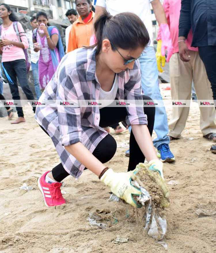 Anushka Sharma becomes a part of the Swachh Bharat Mission
