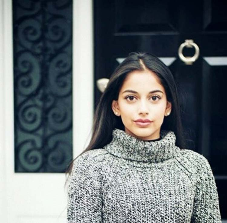Banita Sandhu is the newest face to join the B-brigade