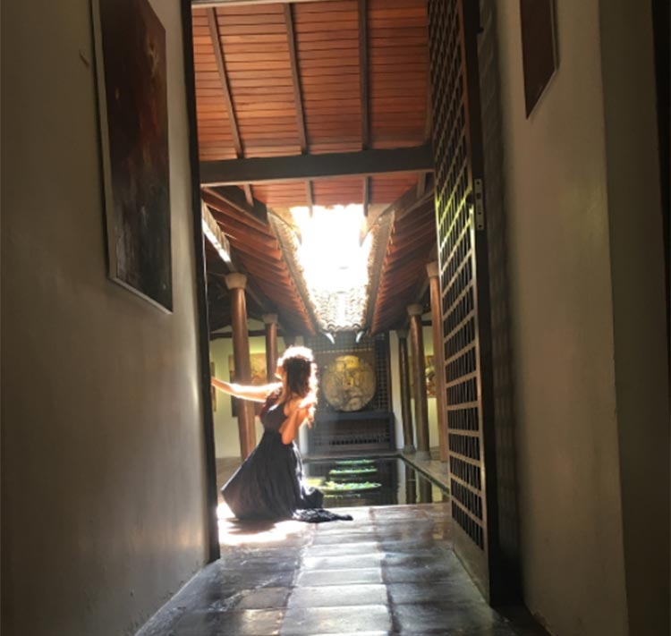 Mouni Roy looks surreal in this photo from Sri Lanka
