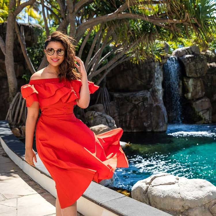 Parineeti Chopra at Australia Gold Coast