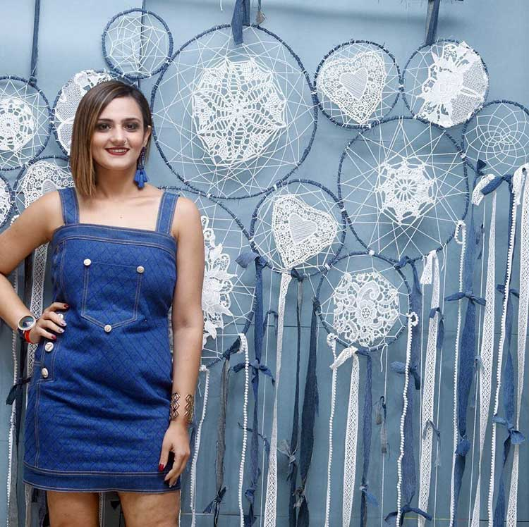 Shweta Rohira during her pre-birthday celebrations