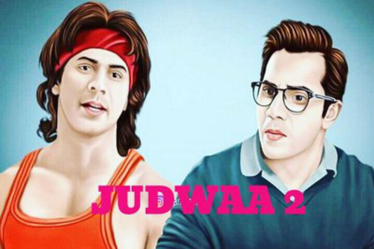 Varun Dhawan, Judwaa 2