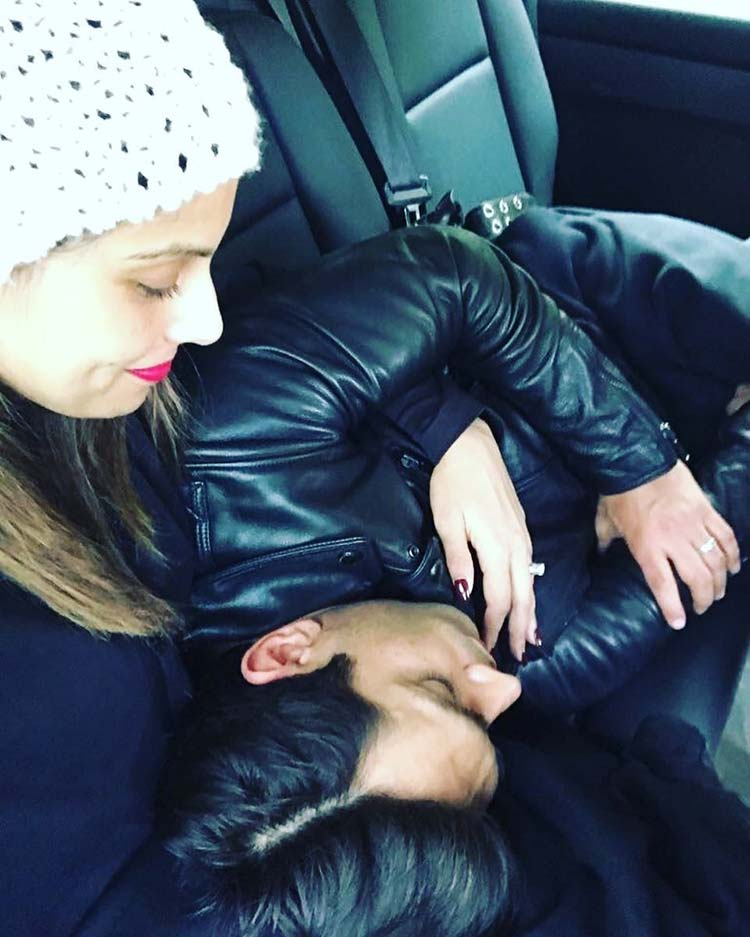 Karan Singh Grover is having the best time of his life in England