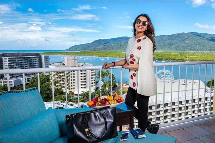 Parineeti Chopra's Australia trip is enviable