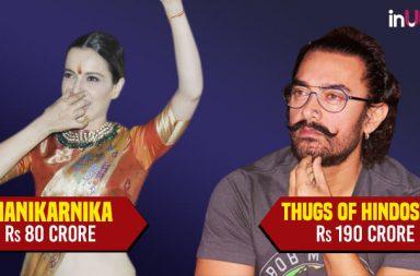Aamir Khan, Kangana Ranaut, Manikarnika, Thugs Of Hindostan