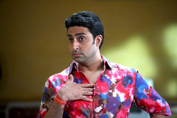 Abhishek Bachchanin Bol Bachchan