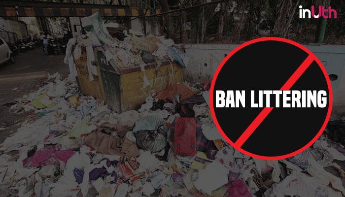 Ban Littering