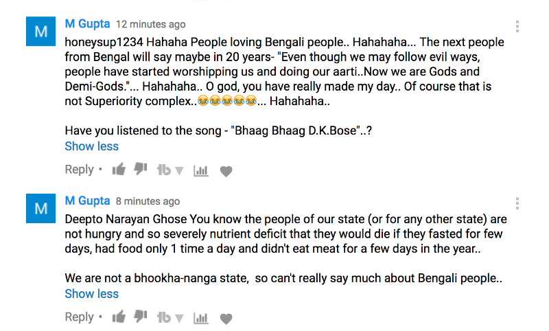 Durga Puja special egg roll recipe gets Bengali vlogger trolled