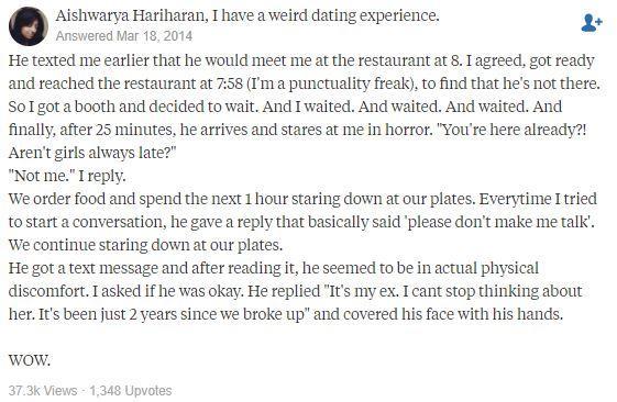 Turn offs when dating