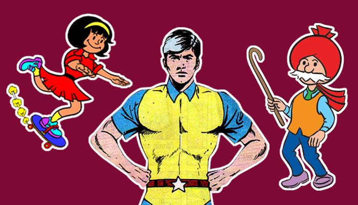 Tinkle to Doga: 11 amazing comic books every 90s kid will remember reading