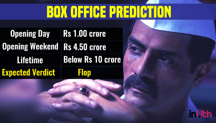 Daddy Box Office Prediction