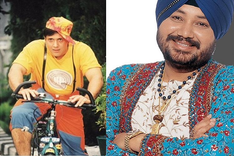 Govinda to Daler Mehndi: 7 alternate fashion icons of 90s whom we missed to follow