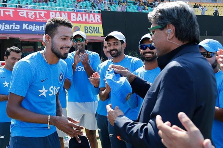 Hardik Pandya is better than me, says legendary Indian captain KapilDev!