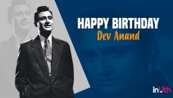 Happy birthday Dev Anand: Was the yesteryear star really banned from wearing black suit in public?