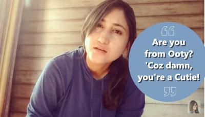 Pick-up lines, worst pick-up lines, cheesy pick-up lines, Sonia's Way, Sonia's way YouTube, Sonia YouTube, YouTuber, YouTube channel, viral video, dating, dating in India