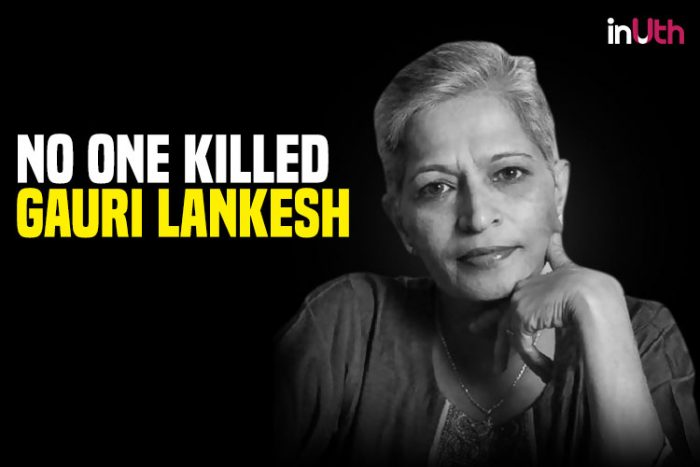Gauri Lankesh shot dead