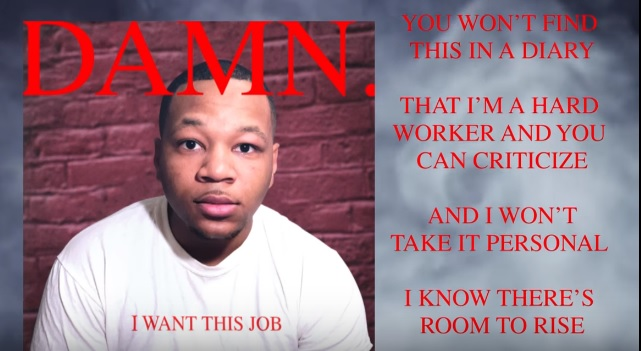 Rapping for a Job