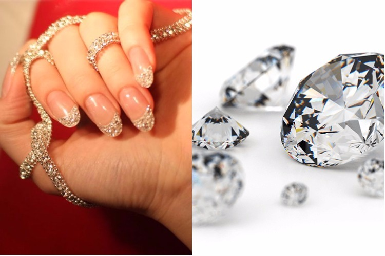 World S Most Expensive Manicure Costs Way More Than Your