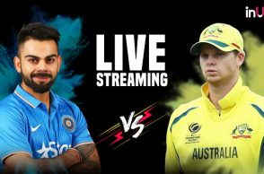 India vs Australia 3rd ODI Indore Live Streaming