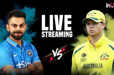 India vs Australia 3rd ODI Indore Live Streaming