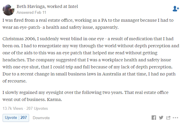 Ridiculous reasons for firing someone Quora