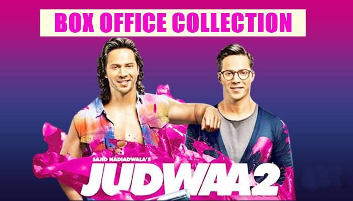 Judwaa 2 registers Varun's best opening weekend yest, third best of 2017
