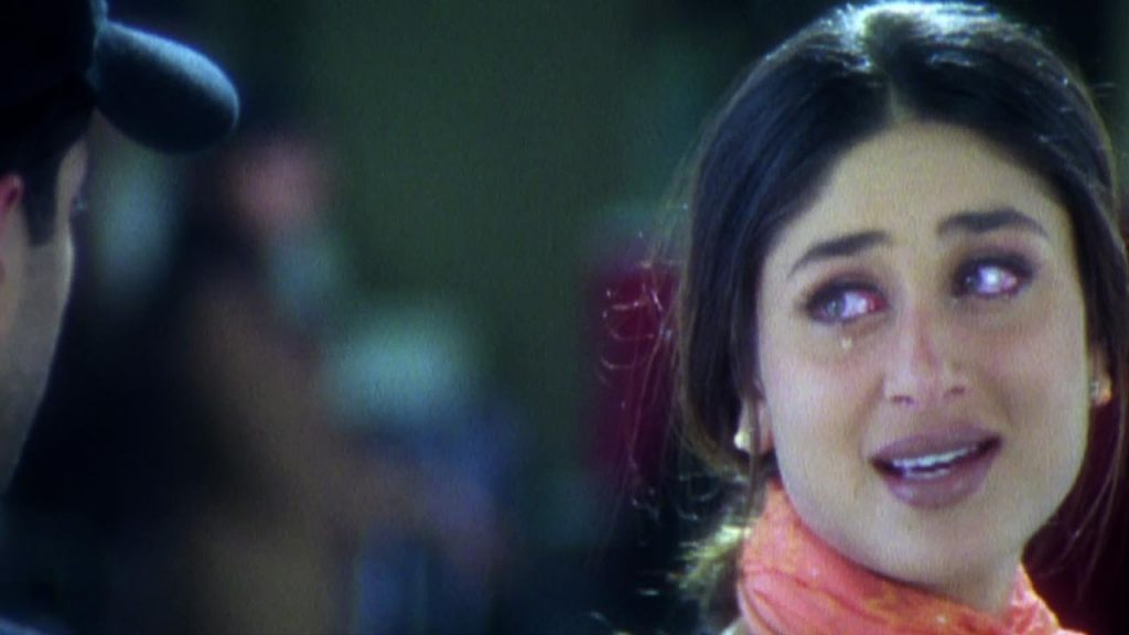 Kareena Kapoor in Mujhe kuch kehna hai