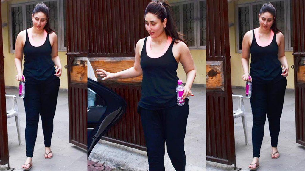 Kareena Kapoor Khan ppst pregnancy
