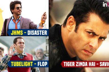 Salman Khan, Shah Rukh Khan (Image: Chetan Kamal/InUth)