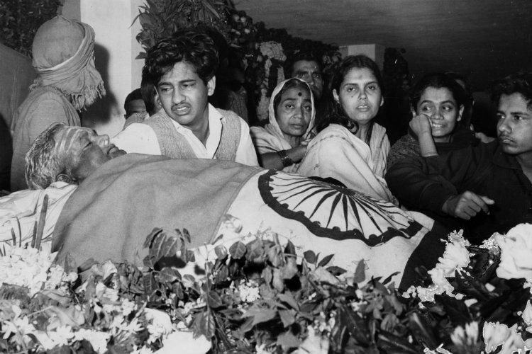 Image result for lal bahadur shastri death