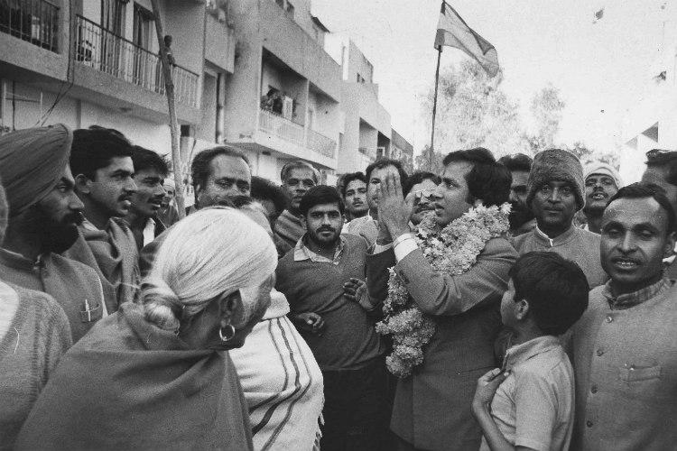 Lalit Maken, Congress