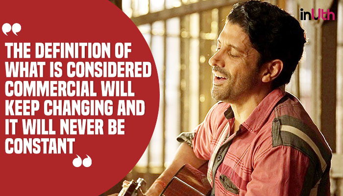 Farhan Akhtar in Lucknow Central