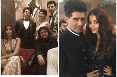 Shah Rukh Khan, Aishwarya Rai Bachchan