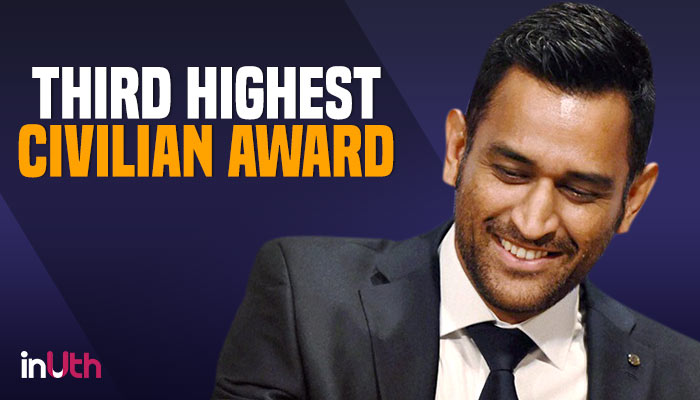 MS Dhoni nominated by BCCI for Padma Bhushan, third highest civilian award