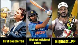 5 cricket world records set on Indian soil and are still unbroken