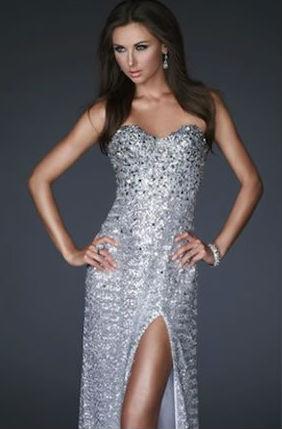 prom dress, fashion