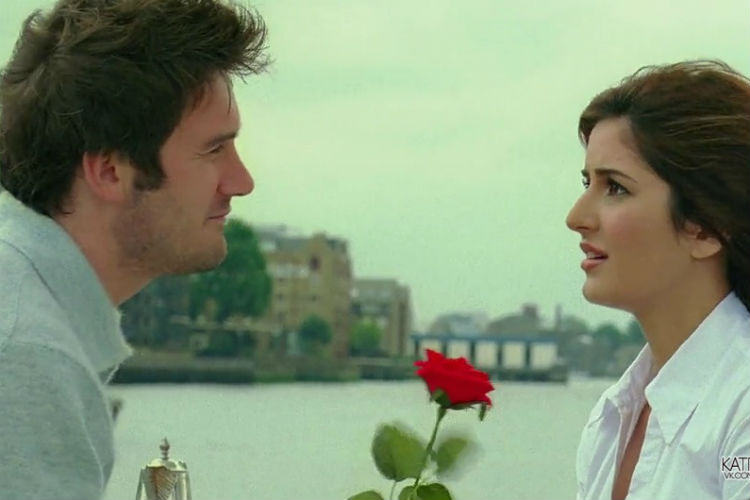 Clive Standen and Katrina Kaif
