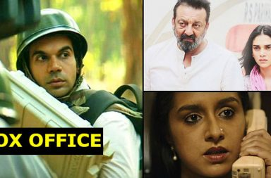 Newton, Bhoomi, Haseena Parkar, Box Office