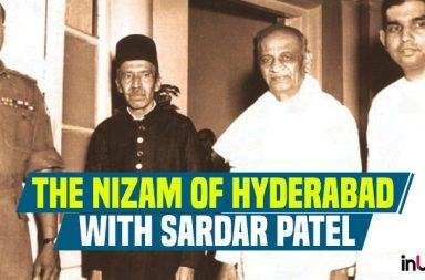 Nizam of Hyderabad, Sardar Patel