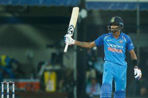 India vs Australia 3rd ODI highlights, IND vs AUS highlights, Indore ODI, Holkar Stadium, cricket news, India vs Australia 3rd ODI, Australia vs India live, MS Dhoni's 100th stumping, Hardik Pandya, Virat Kohli captaincy records