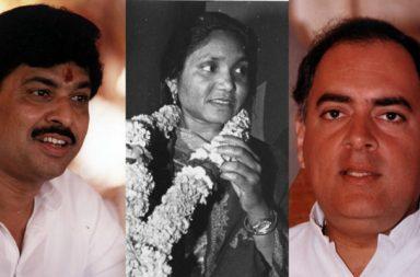 Pramod Mahajan, Rajiv Gandhi, Phoolan Devi