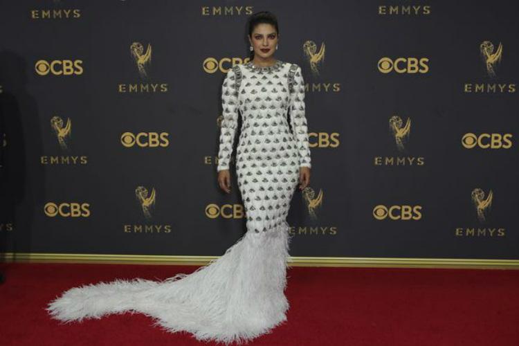 Priyanka Chopra, Emmys 2017