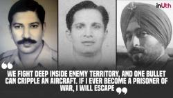 The heroic escape of these IAF pilots who were captured in Pakistan will give you goosebumps