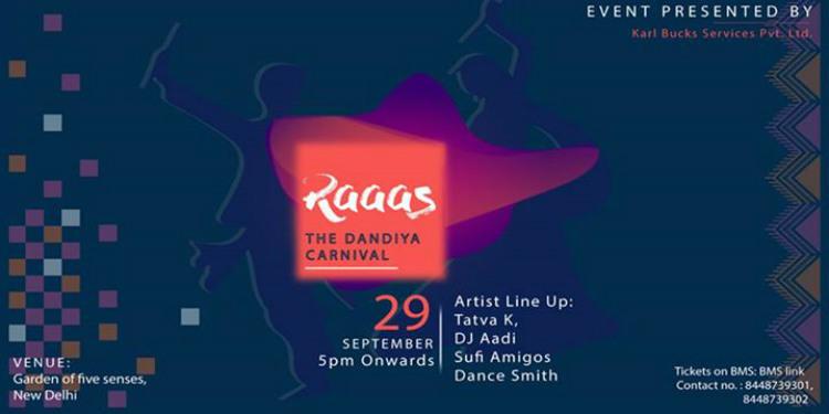 Raas-Dandiya-carnival